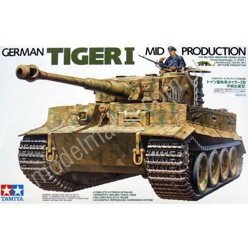 TAMIYA German Tiger I Mid Production - Tamiya, 5_499236