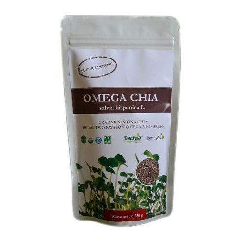 Chia czarne nasiona 250g, KENAY