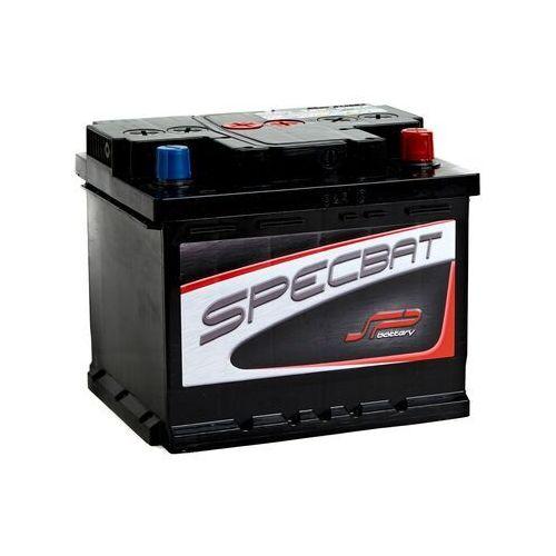 Akumulator SPECBAT 12V 50Ah/420A niska
