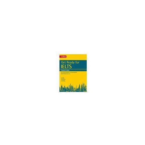 Get Ready for IELTS. Podręcznik, oprawa miękka