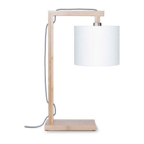 It's about romi lampa stołowa himalaya, abażur biały, rozmiar 18x15cm himalaya/t/1815/w