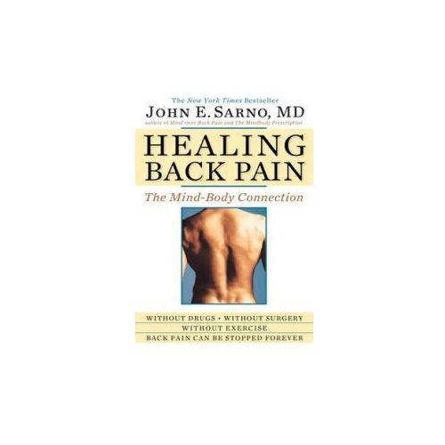 Healing Back Pain (9780446557689)