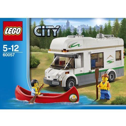 Lego City Kamper 60057 z kategorii: klocki dla dzieci