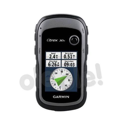 Garmin eTrex 30x - produkt w magazynie - szybka wysyłka!