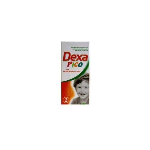 Lek Pozostałeleki i suplementy: DEXAPico (Bronchonorm) syrop (1,625g+6,5mg
