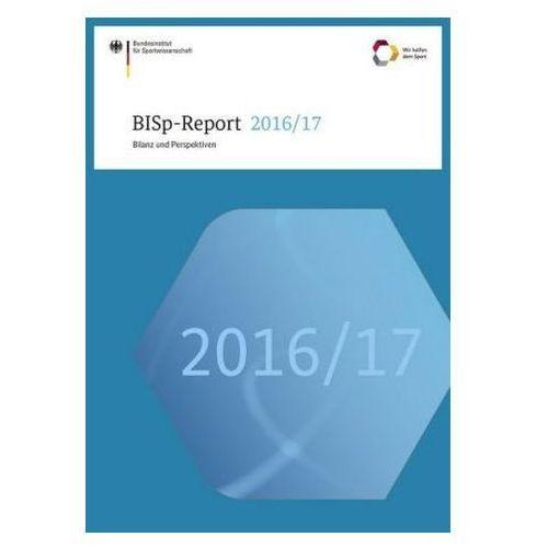 BISp-Report 2016/2017 Bundesinstitut für Sportwissenschaft