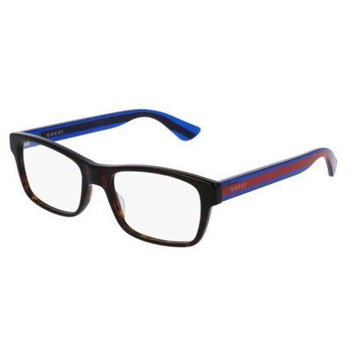 Okulary korekcyjne gg0006o 003 marki Gucci