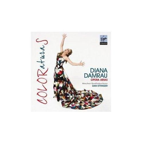 Diana Damrau - COLORATURAS, 5193132