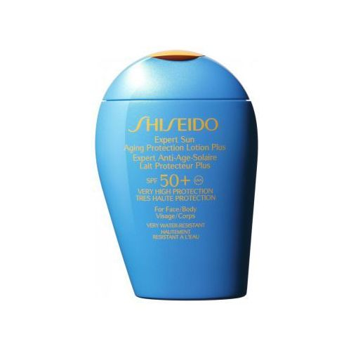 expert sun aging protection lotion spf50+ face/body (w) emulsja do opalania 100ml marki Shiseido