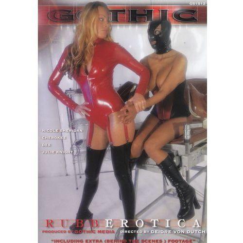 DVD Gothic. RubbErotica, 16 51512