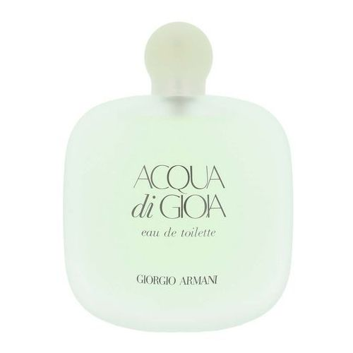 Giorgio Armani Acqua Di Gioia 100ml - produkt z kat. wody toaletowe dla kobiet