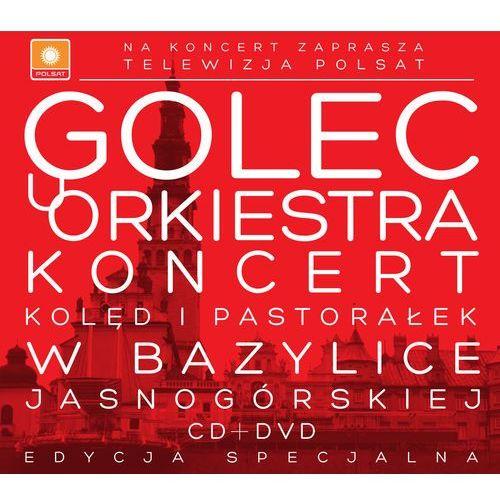 Golec uOrkiestra - KONCERT KOLED I PASTORALEK W BAZYLICE JASNOGORSKIEJ W CZESTOCHOWIE (CD+DVD) - EDYCJA SPECJALNA, 5902634800238