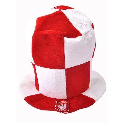 Arpex Czapka polska biało-czerwona (5907667231226)