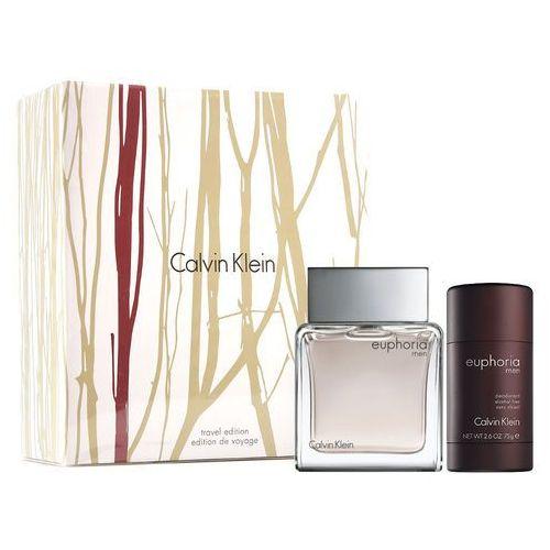 Calvin Klein Euphoria Men. Zestaw perfumowany - Calvin Klein DARMOWA DOSTAWA KIOSK RUCHU