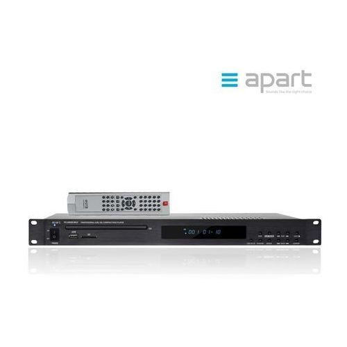 pc1000rmkii - odtwarzacz cd/mp3/sd/usb marki Apart audio