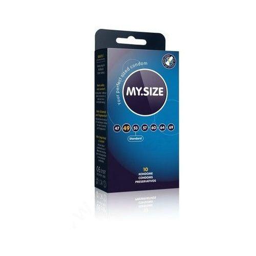 R&s consumer My size 49 mm prezerwatywy 10 szt. 830120