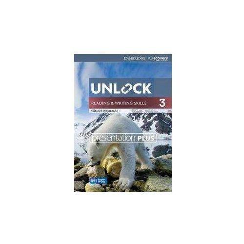 Unlock 3 Reading and Writing Skills Presentation Plus DVD (Płyta DVD)