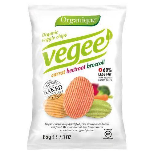 Chipsy warzywne BEZGL. BIO 85 g, 4302