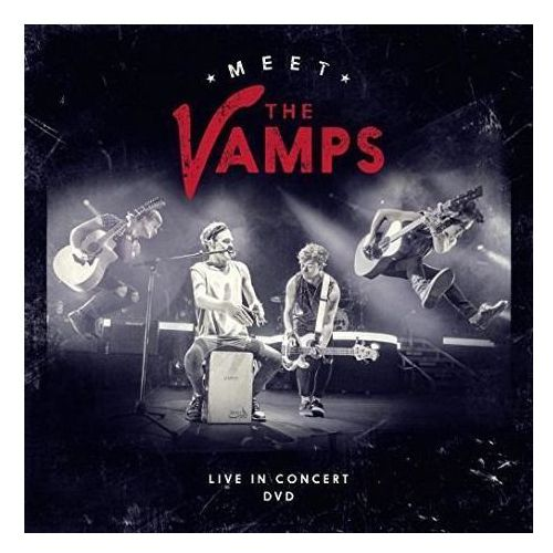 MEET THE VAMPS LIVE IN CONCERT - CHRISTMAS EDITION - Vamps (Płyta DVD)