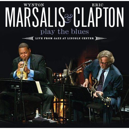 Warner music / rhino Play the blues - live from jazz at lincoln center (*) - wynton marsalis, eric clapton (płyta cd)