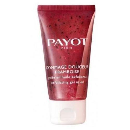 les démaquillantes gommage douceur framboise peeling 50 ml dla kobiet marki Payot