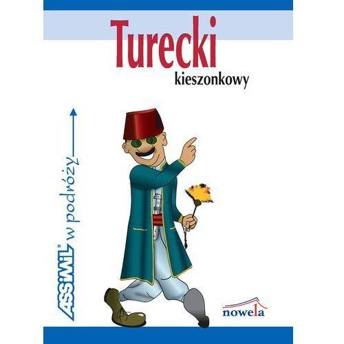 Turecki kieszonkowy w podróży, oprawa miękka