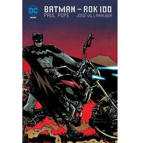 Batman Rok setny i inne opowiadania, oprawa twarda