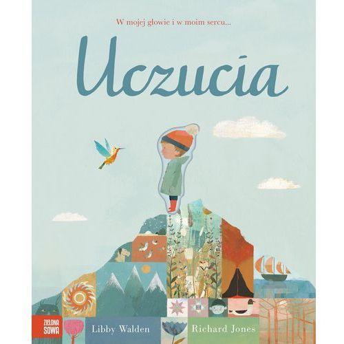 """Książka """"Uczucia"""" wydawnictwo Zielona Sowa 9788380737105 (9788380737105)"""