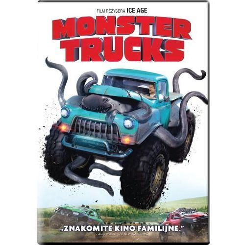 Monster trucks (dvd) marki Imperial cinepix