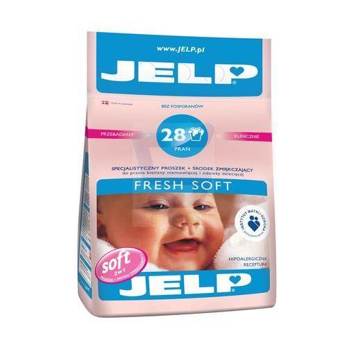 Jelp Fresh Soft Proszek do prania 2.24 kg - produkt z kategorii- proszki do prania