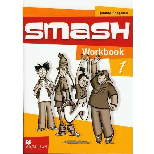 Smash 1. Klasa 4-6, szkoła podstawowa. Język angielski. Ćwiczenia., oprawa kartonowa
