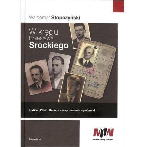 W kręgu Bolesława Srockiego, oprawa twarda