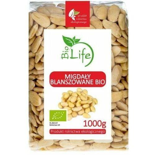101biolife Migdały blanszowane 1kg - biolife