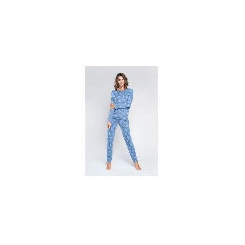 007cf73d7238af Italian fashion Piżama z długim rekawem livonia niebieska 83,90 zł  Dwuczęściowa piżama długim rękawem Italian Fashion Piżama z długim rękawem  i długimi ...