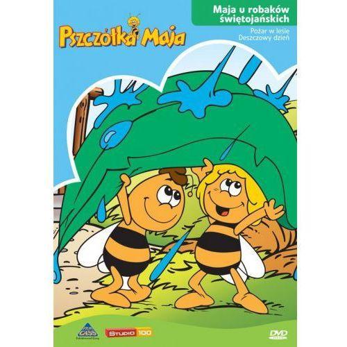 Pszczółka Maja - Maja u robaków świętojańskich, 87431303317DV (7833162)