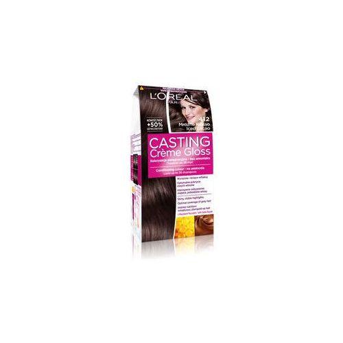 L'OREAL Paris Casting Creme Gloss farba do wlosow 412 Mrozne Kakao - produkt z kategorii- koloryzacja włosów