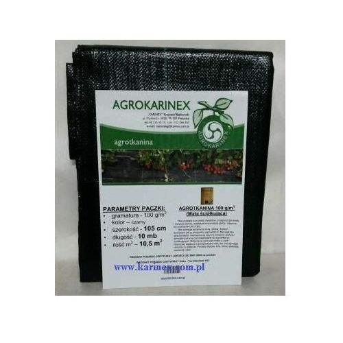 Agrotkanina 100 g/m2 1,05 X 10 mb. Paczka