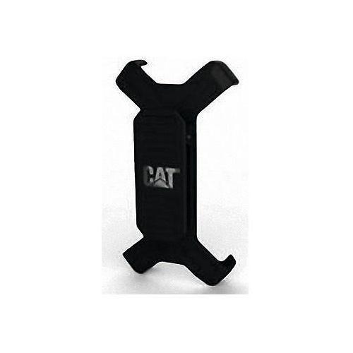 Pokrowiec na telefon CAT CUBC-BLSI-B15-0A2, Czarny, CAT B15, CAT B15Q z kat.: futerały i pokrowce do telefonów