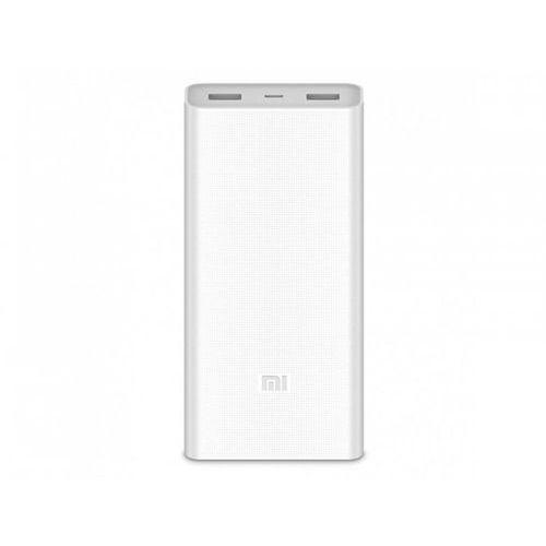 Xiaomi Power Bank 2C 20000 mAh 2.4A, QC 3.0 biały