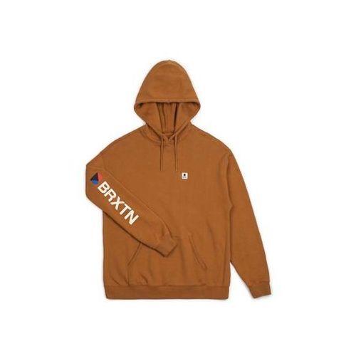 bluza BRIXTON - Stowell Intl Hood Washed Copper (WSHCP) rozmiar: M