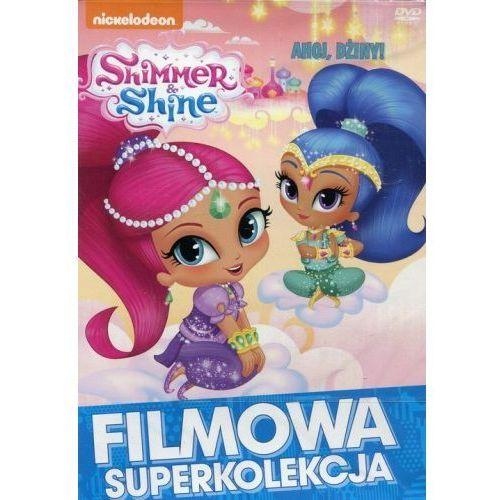 Media service zawada Shimmer and shine ahoj dżiny! - od 24,99zł darmowa dostawa kiosk ruchu (5906395045563)