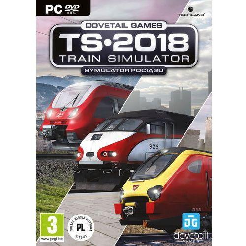 Symulator Pociągu 2018 (PC)