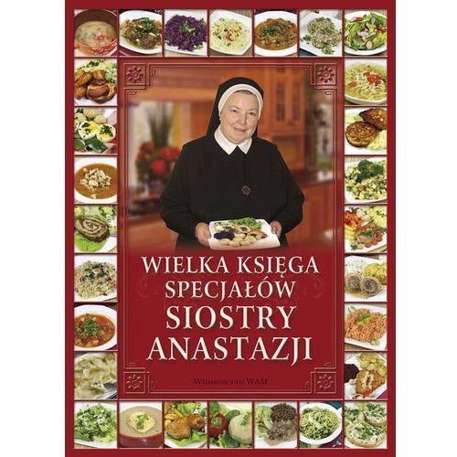 Wielka księga specjałów Siostry Anastazji (416 str.)
