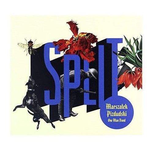 Split (CD) - Marszałek Pizdudski One Man Band, KK101
