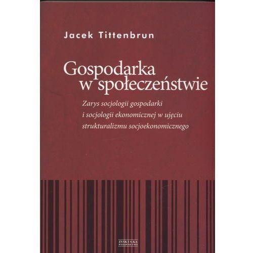 GOSPODARKA W SPOŁECZEŃSTWIE (544 str.)