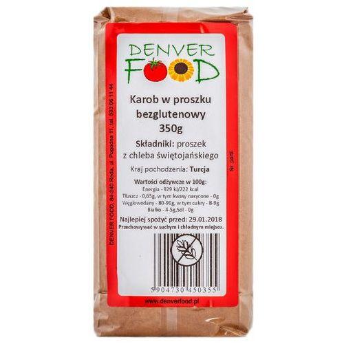 Karob w Proszku Bezglutenowy 350 g Denver Food (5904730450355)