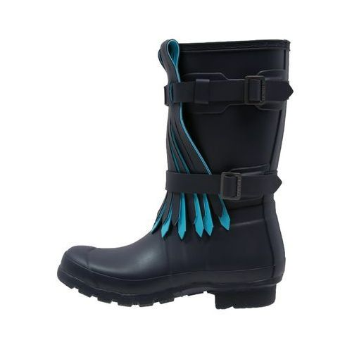 Hunter ORIGINAL Kalosze midnight/sky blue (kalosz damski) od Zalando.pl