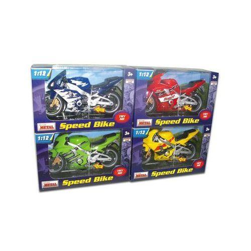 Motor teama wyścigowy (motor zabawka) od SELKAR