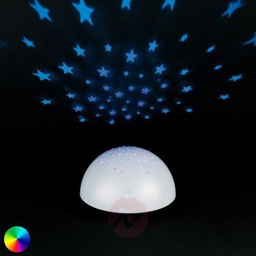 Reality SIRIUS lampa stołowa LED Tytan, 1-punktowy - Wesoły, śmieszny - Obszar wewnętrzny - SIRIUS - Czas dostawy: od 6-10 dni roboczych