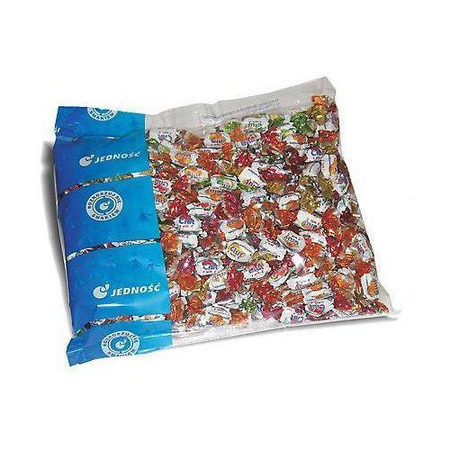 Jedność Cukierki pudrowe 1kg musujące